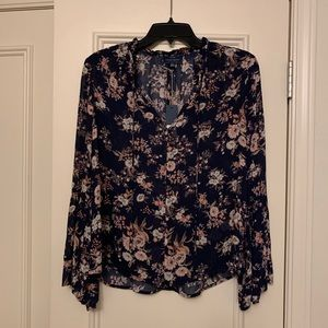 NWT Lucky Brand Blouse -S